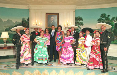 Latin American Folk Dance Classes